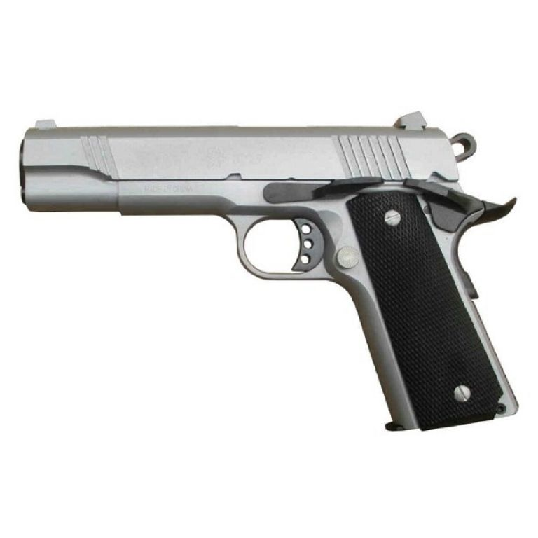 Pistola Cal. 9mm Cañón 5 Semiauto